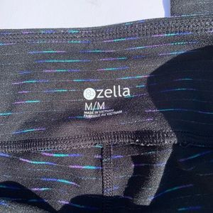 Zella Pants - Zella Rainbow Stripe Yoga Leggings 🌈